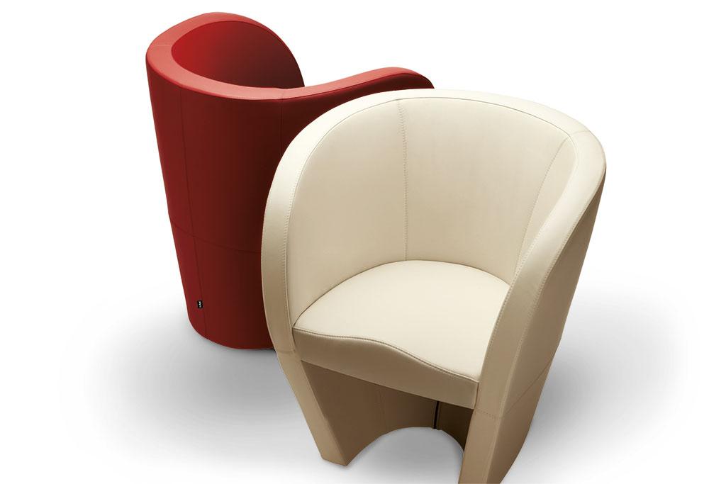 Sessel für Konferenzräume von Interhansa Hamburg