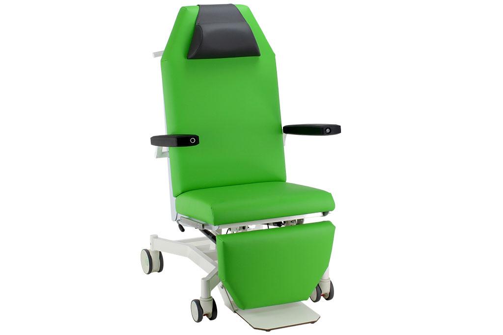 medizinischer Stuhl für die Behandlung