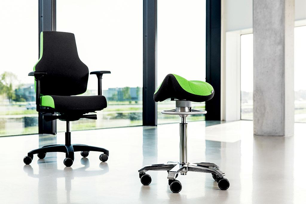 Ergonomische Bürostühle von Interhansa