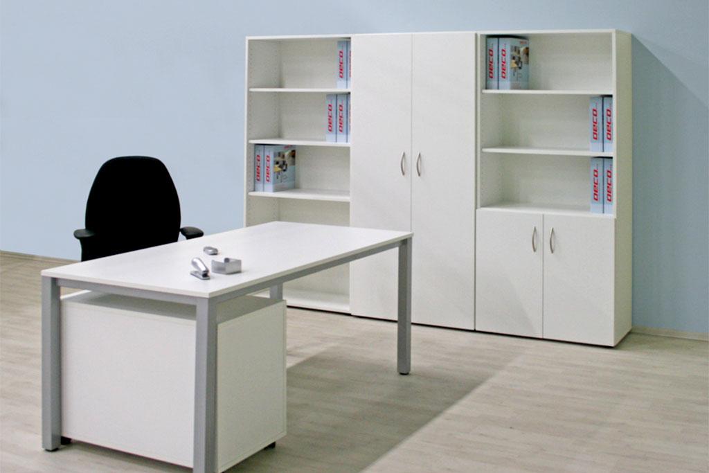 Büroeinrichtung nach Maß von Interhansa