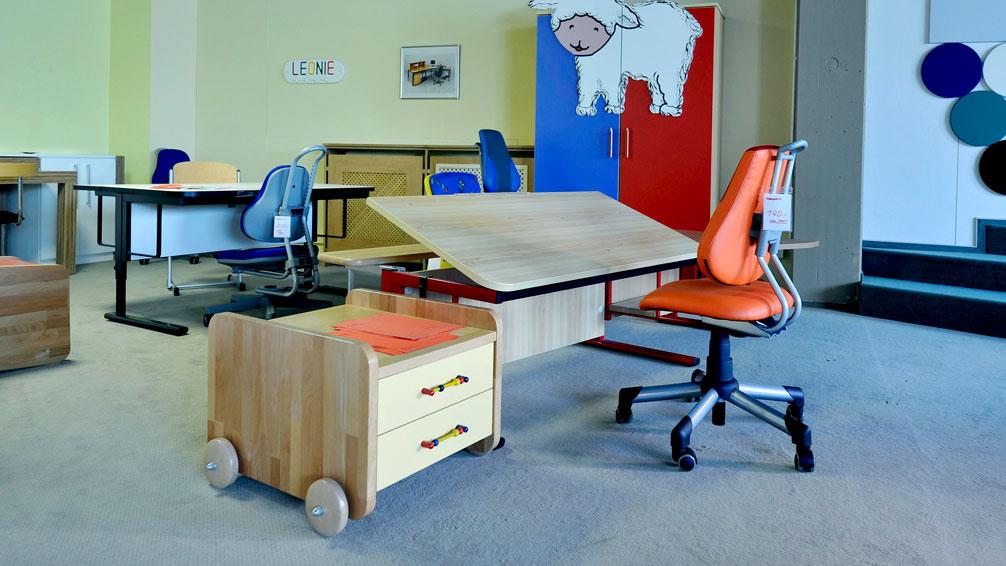 Einrichtung für das Kinderzimmer von Interhansa