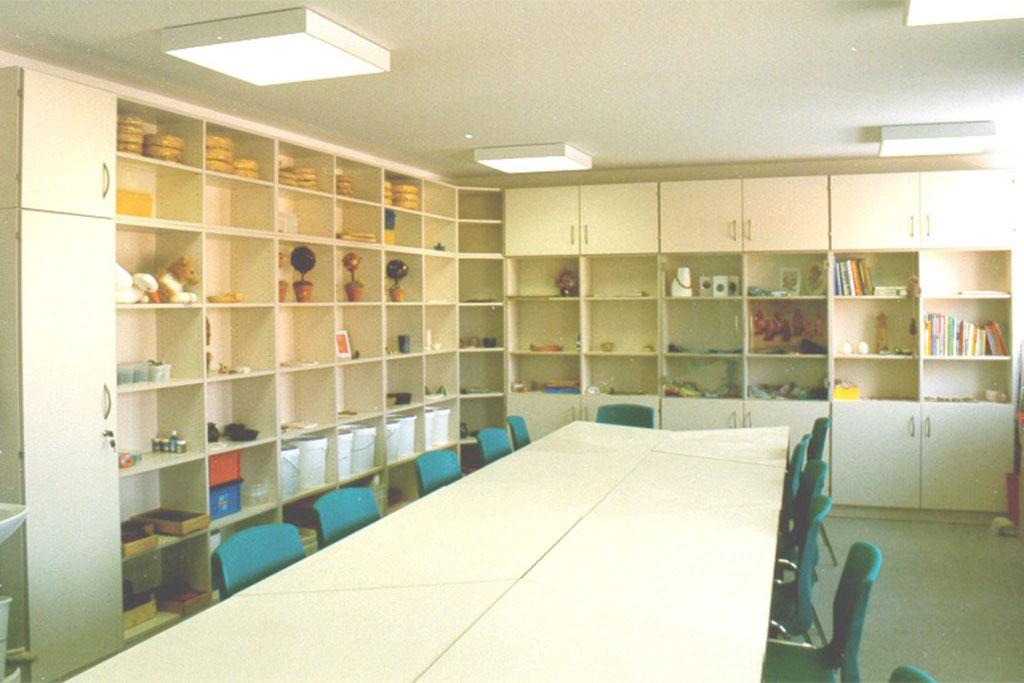 Mobiliar für Konferenzräume von Interhansa