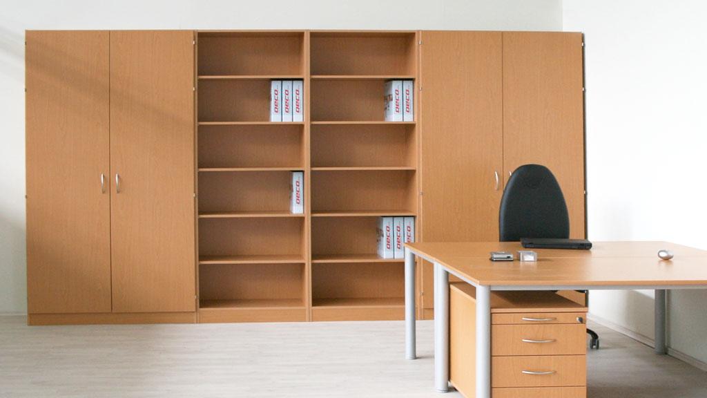 Interhansa Büroeinrichtung Möbel nach Maß