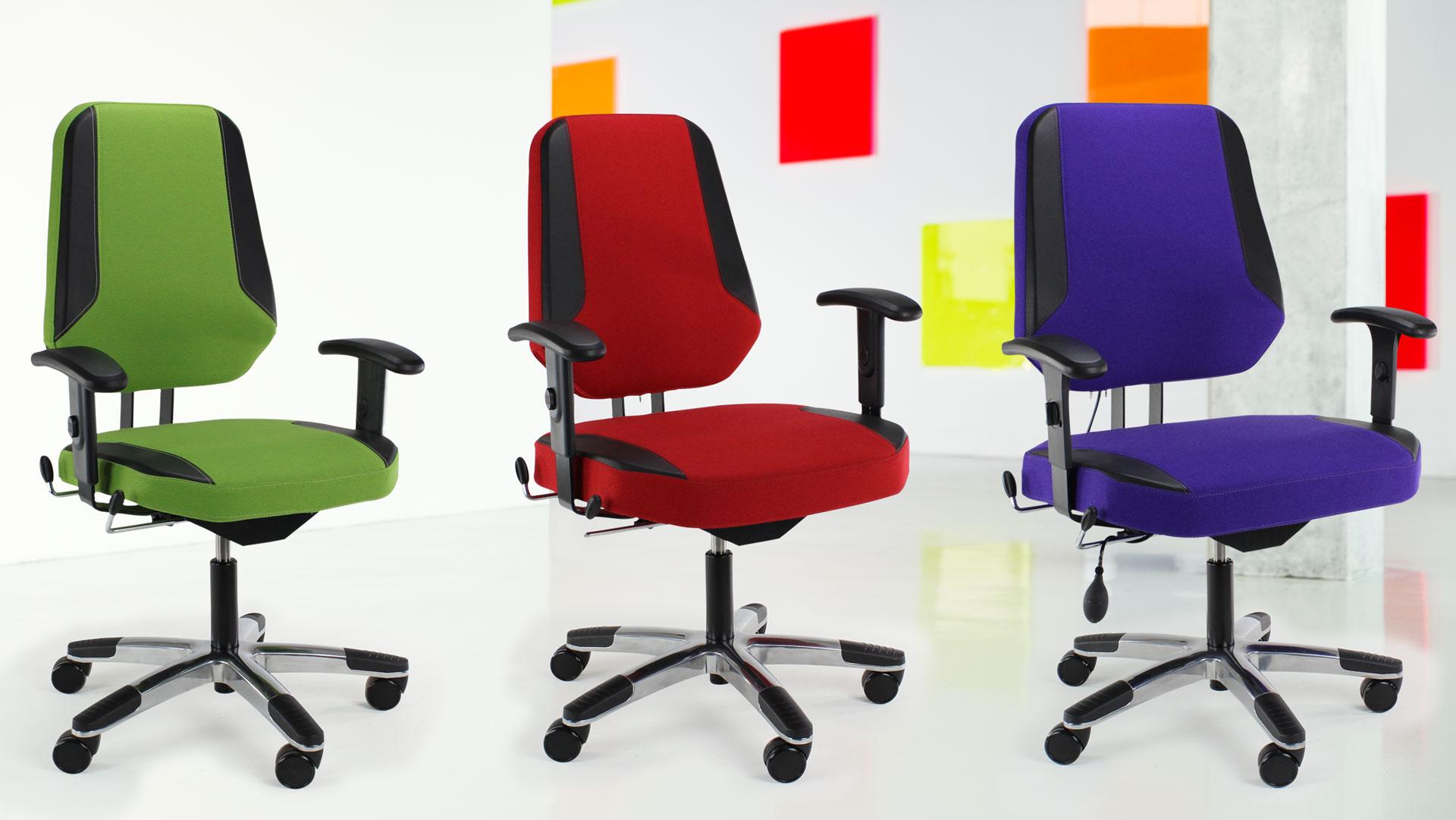 Bürostühle von Interhansa Büroeinrichtung