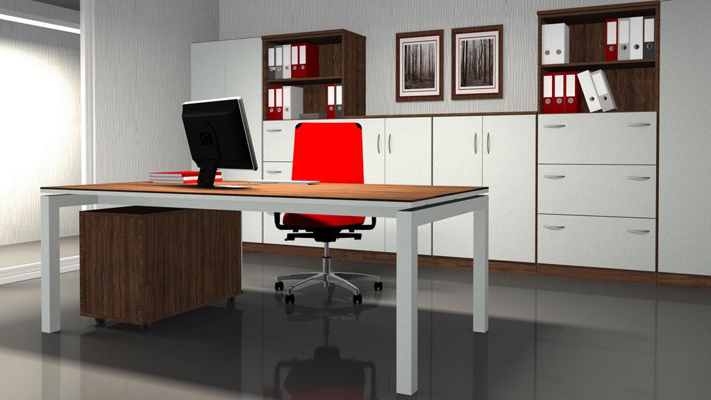 Büroeinrichtung von Interhansa Hamburg
