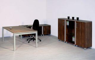 Individuelle Büroeinrichtung von Interhansa Hamburg