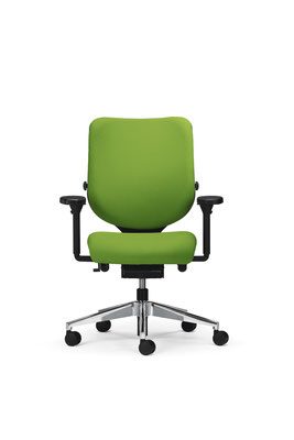 Bürodrehstuhl grün von Interhansa