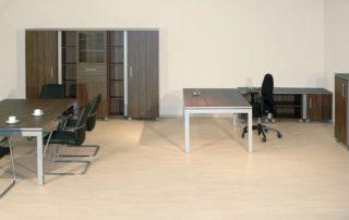 Moderne Chefplatzanlage Inneneinrichtung von Interhansa