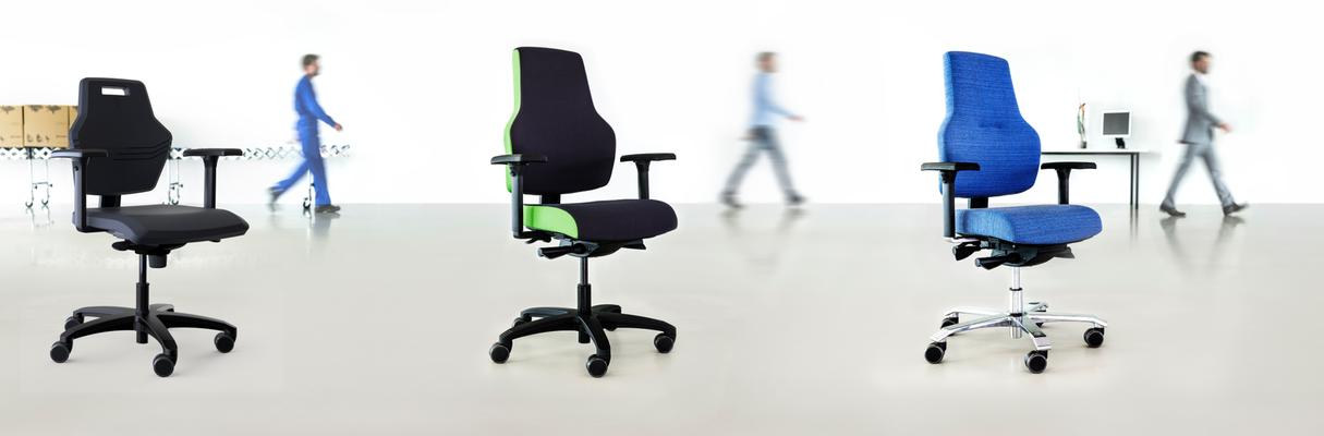 Bürodrehstuhl von Interhansa