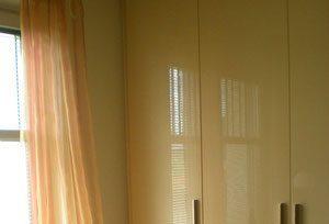 Schlafzimmerwandschrank von Interhansa