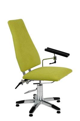Stuhl für die medizinsche Behandlung von Interhansa