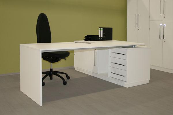 Heimbüro von Interhansa